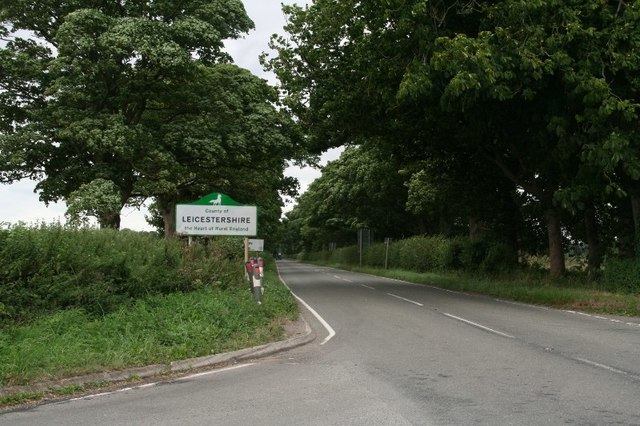 Hunting country: into Leicestershire via the Mowbray Way