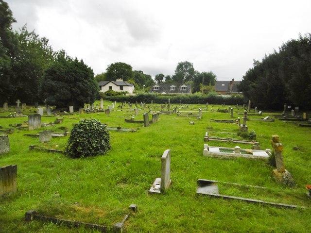 Bemerton, churchyard