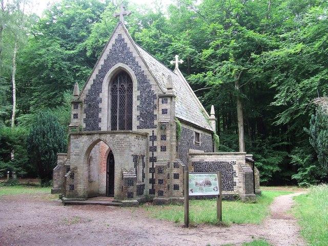 Edward Bliss's Mausoleum