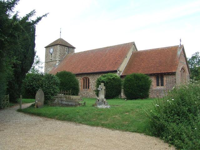 St John the Evangelist Langley Upper Green