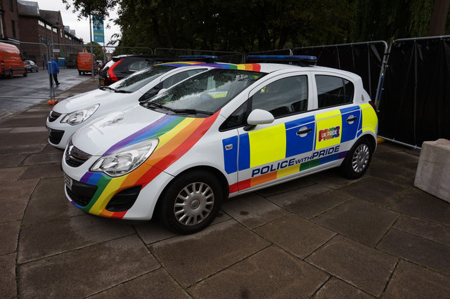 Police with Pride