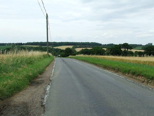Minor Road To Pond Street