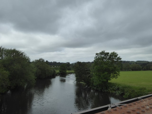River Avon from Bristol and Bath cycle path