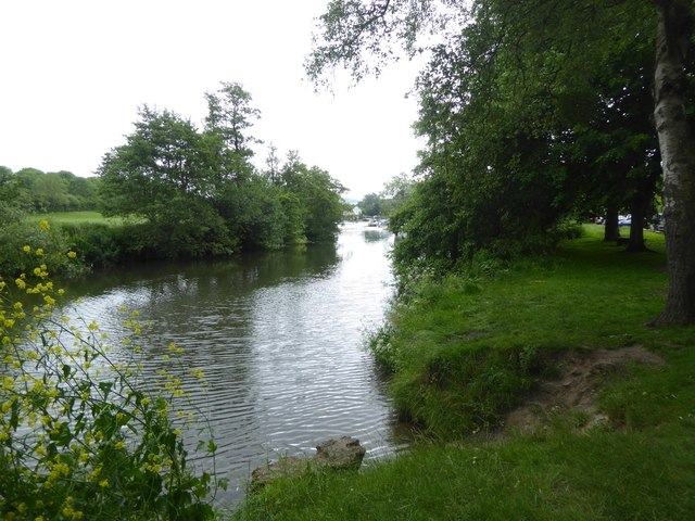 River Avon at Saltford