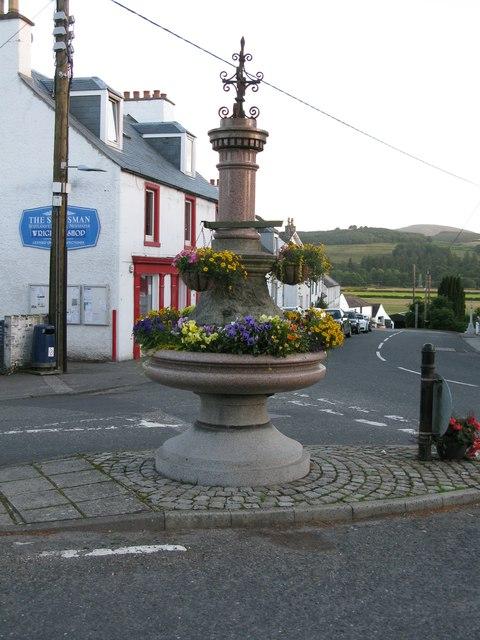 McNaught's Fountain, Dalry