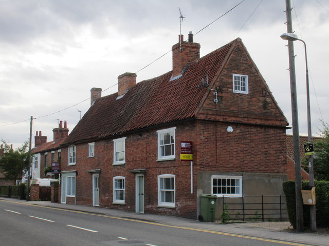 55 and 57 High Street, Collingham