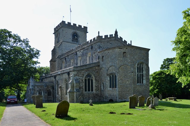 Wing, All Saints Church