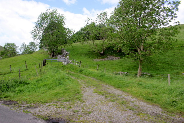 Old Quarry Track, Hand Dale