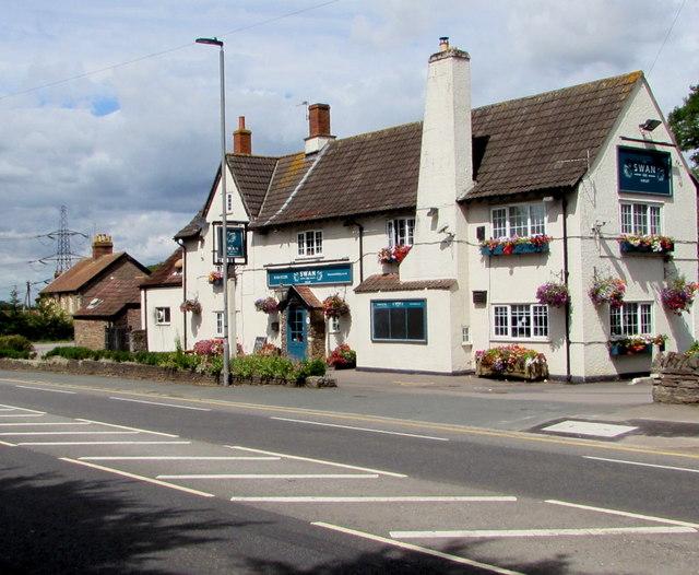 Swan Inn, Nibley, South Gloucestershire