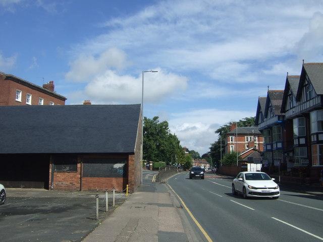 Barbourne  Road, Worcester