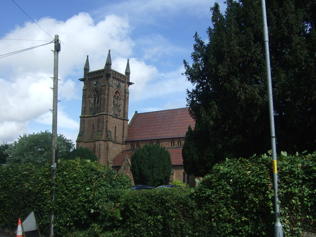St Stephen's church, Barbourne, Worcester