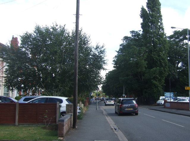 Droitwich  Road (A38)