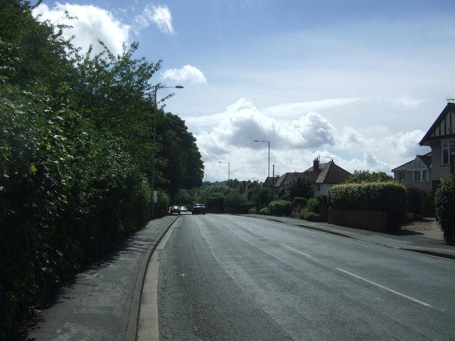 Bilford Road (B4482)
