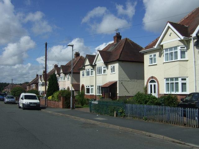 Houses on Kingston Avenue