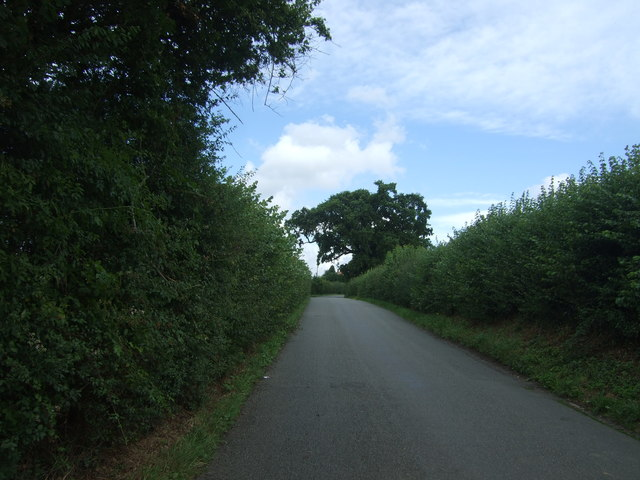 Looking north on Offerton Lane