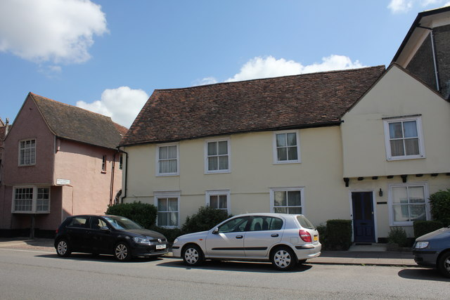120 and 122 High Street, Hadleigh