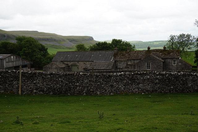 Crummack Farmhouse, Crummack Dale