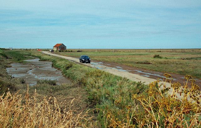 Staithe Lane