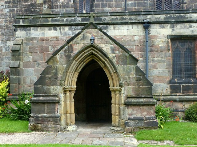 Church of St Matthew, Morley