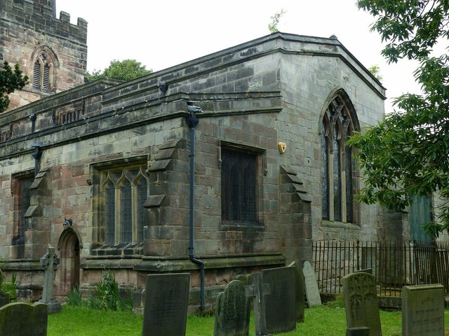 Church of St Matthew, Morley