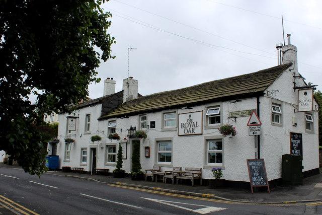 The Royal Oak, Pleckgate