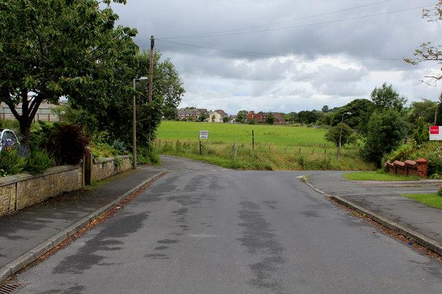 On Pleckgate Road