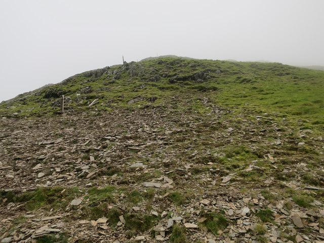Going up Fraochaidh