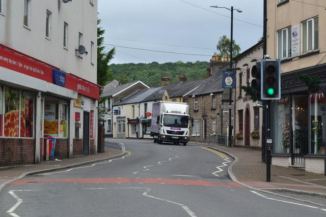 Broad Street, Abersychan