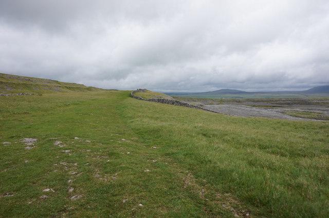 Pennine Bridleway towards Thieves Moss