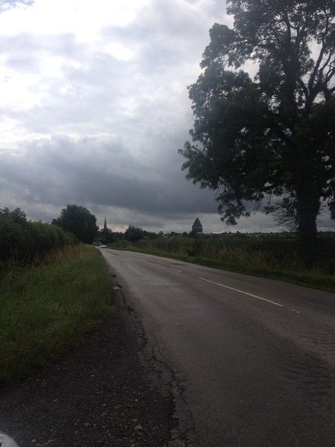 Harborough Road to Braybrooke