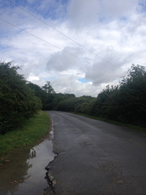 Pipewell Road view