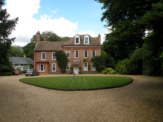 The Old Vicarage, Swaffham Prior