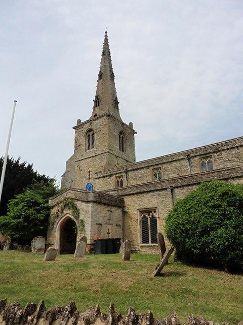 Podington, St Mary the Virgin