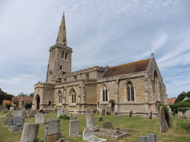 Swineshead, St Nicholas