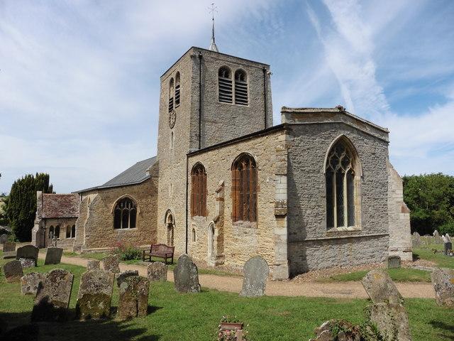 Thurleigh, St Peter