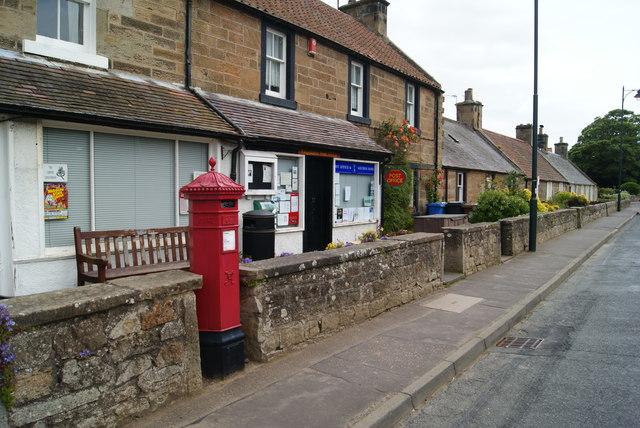 Main Street, Kingsbarns, Fife