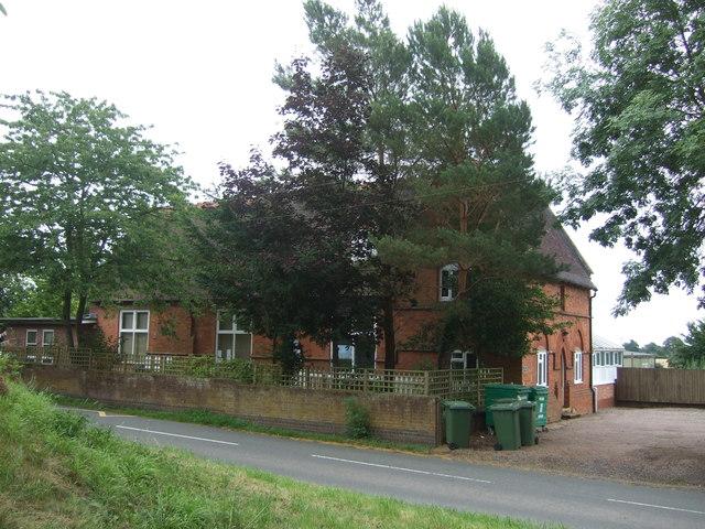 Hanbury C of E School