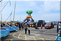 NX1898 : Harbour Gala, Girvan by Billy McCrorie
