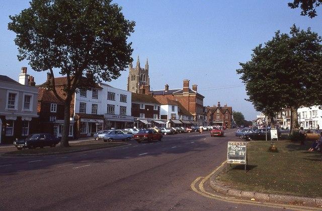 The High Street, Tenterden