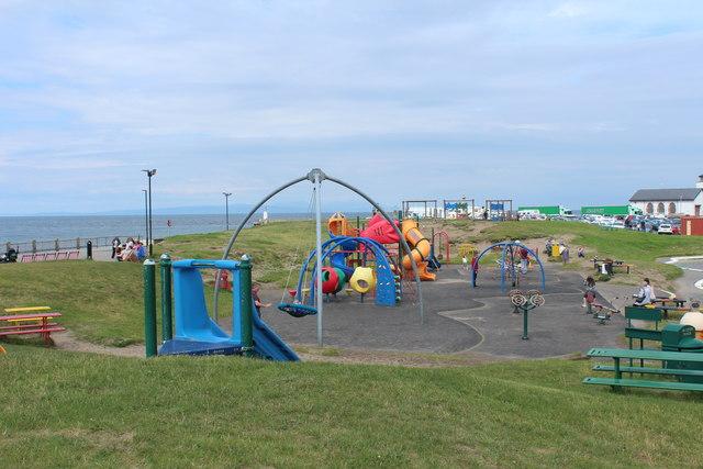 Seaside Playground, Girvan