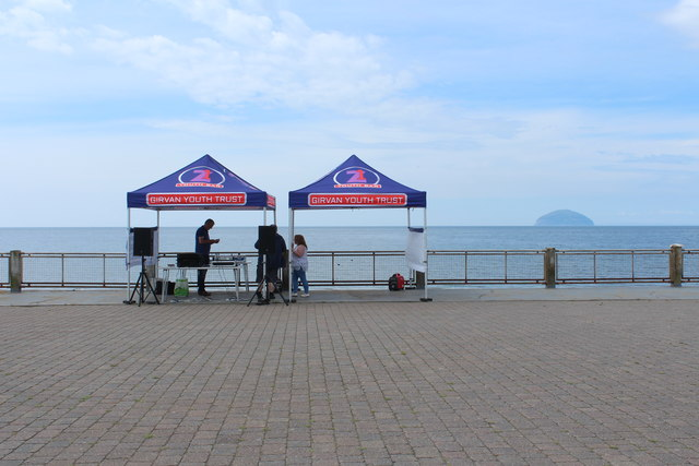 Music on the Prom, Girvan