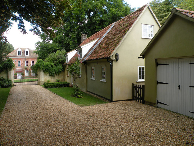 Vicarage Lane, Swaffham Prior