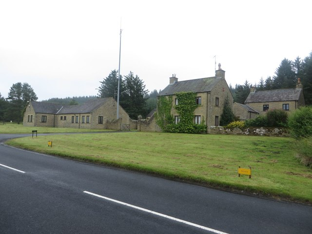 Northumbrian Water buildings, Kielder