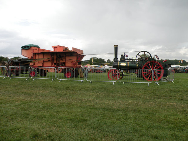 Cambridgeshire Steam Rally 2017 (1)