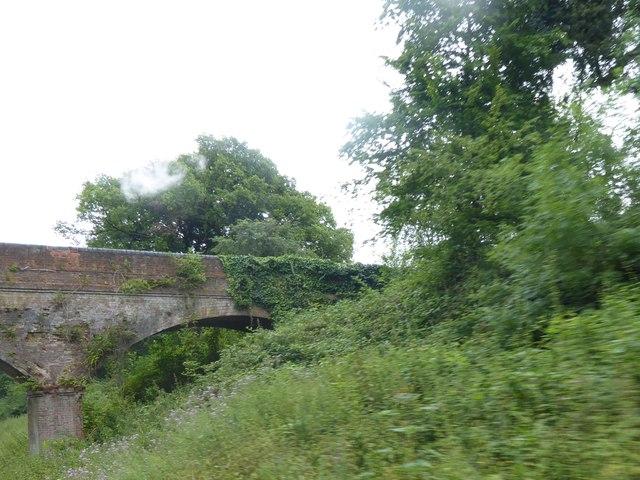 Marconi Occupation Bridge near Ongar Park Lodge