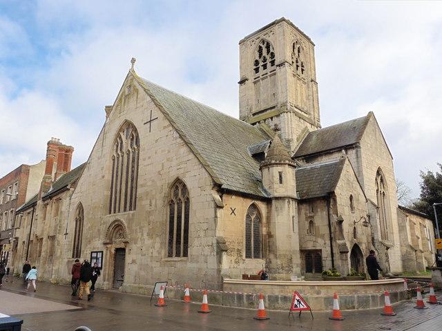 Gloucester, St Mary de Crypt