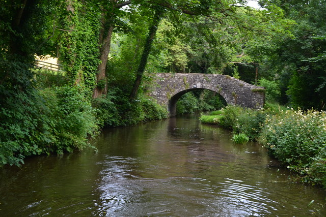 Bridge No. 94 on the Monmouthshire and Brecon Canal