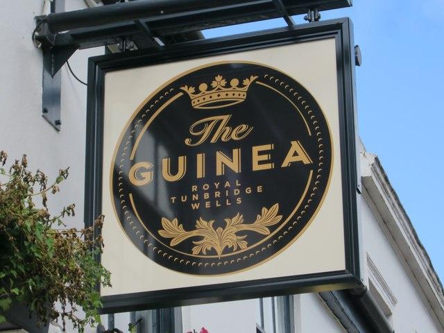 The Guinea sign