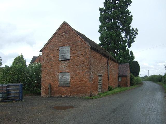 Barn, Poolhouse Farm