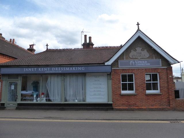 Dressmakers in Ewhurst Road